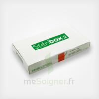 Stéribox Kit prévention et hygiène pour les toxicomanes avec seringues 100UI/ml à Hendaye