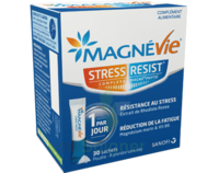 Magnevie Stress Resist Poudre orale B/30 Sticks à Hendaye