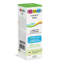 Pédiakid Colicillus Bébé Solution buvable 10ml à Hendaye