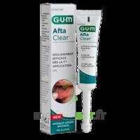 Gum Aftaclear Gel aphtes lésions buccales 10ml à Hendaye