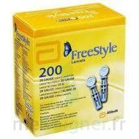 Freestyle Papillon Lancettes B/200 à Hendaye