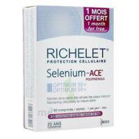 Richelet Selenium Ace Optimum 50+ Comprimés B/90+30 à Hendaye