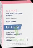 Ictyane Pain Dermatologique Surgras Sans Savon 100g à Hendaye