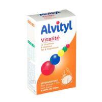 Alvityl Vitalité Effervescent Comprimé effervescent B/30 à Hendaye