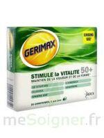 Gerimax Stimule la Vitalité 50+ Comprimé B/30 à Hendaye
