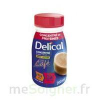 DELICAL BOISSON HP HC CONCENTREE Nutriment café 4Bouteilles/200ml à Hendaye