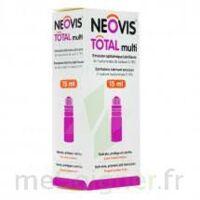 NEOVIS TOTAL MULTI S ophtalmique lubrifiante pour instillation oculaire Fl/15ml à Hendaye