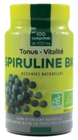 Pharm'Up Spiruline Comprimés B/500 à Hendaye