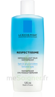 Respectissime Lotion waterproof démaquillant yeux 125ml à Hendaye