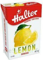 Halter Sans Sucre Bonbon Citron B/40g à Hendaye