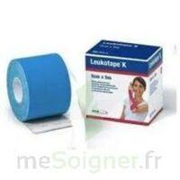 LEUKOTAPE K Sparadrap bleu 5cmx5m à Hendaye