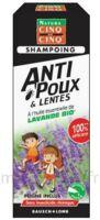 Cinq sur Cinq Natura Shampooing anti-poux lentes lavande 100ml à Hendaye