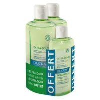 Ducray Shampooing Extra Doux Usage Fréquent 2*fl/400ml+fl/200ml à Hendaye