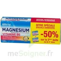 Govital Magnésium Vitamine B6 Comprimés 2*b/45 à Hendaye