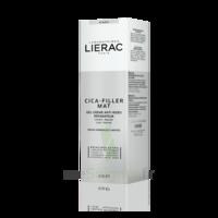 Liérac Cica-Filler MAT Gel crème anti-rides réparatrice T/40ml à Hendaye