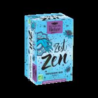 Romon Nature Infusion Zest Zen Bio 16 sachets à Hendaye