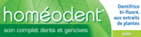 Boiron Homéodent Soin Complet Dents Et Gencives Pâte Dentifrice Anis 2t/75ml à Hendaye