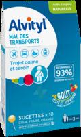Alvityl Sucette Mal Des Transports B/10 à Hendaye