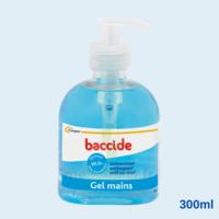 Baccide Gel Mains Désinfectant Sans Rinçage 300ml à Hendaye