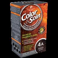 Color&soin Kit Coloration Permanente 4a Marron Glacé à Hendaye