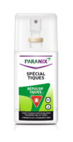 Paranix Moustiques Spray Spécial Tiques Fl/90ml à Hendaye