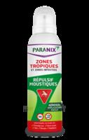 Paranix Moustiques Lotion Zones Tropicales Aérosol/125ml à Hendaye