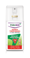 Paranix Moustiques Spray Zones Tropicales Fl/90ml à Hendaye