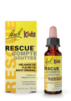 Rescue® Kids Compte-gouttes - 10 Ml à Hendaye