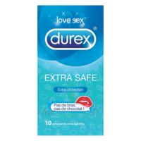 Durex Extra Safe Préservatif B/10 à Hendaye