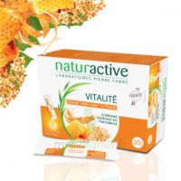 Naturactive Phytothérapie Fluides Solution Buvable Vitalité 2b/20 Sticks/10ml à Hendaye