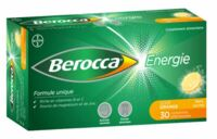 Berocca Energie Comprimés Effervescents Orange B/30 à Hendaye