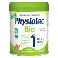 Physiolac Bio 1 Lait En Poudre B/800g à Hendaye